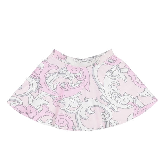 Versace: Young Girl's Pink Skirt