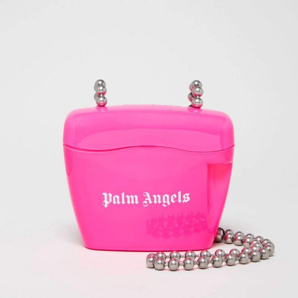 Palm Angels: Mini Pad Lock Bag