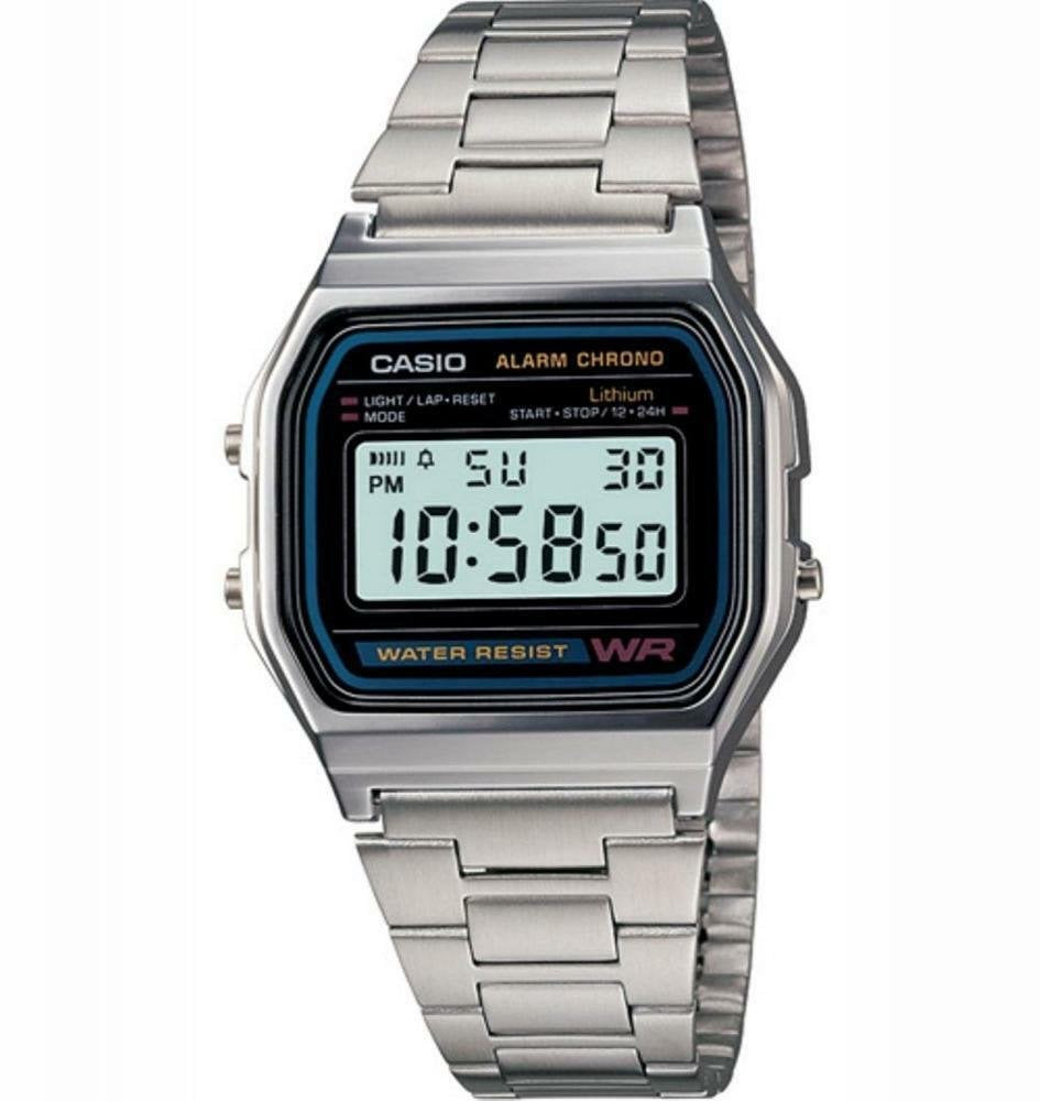 Casio A158WA-1DF