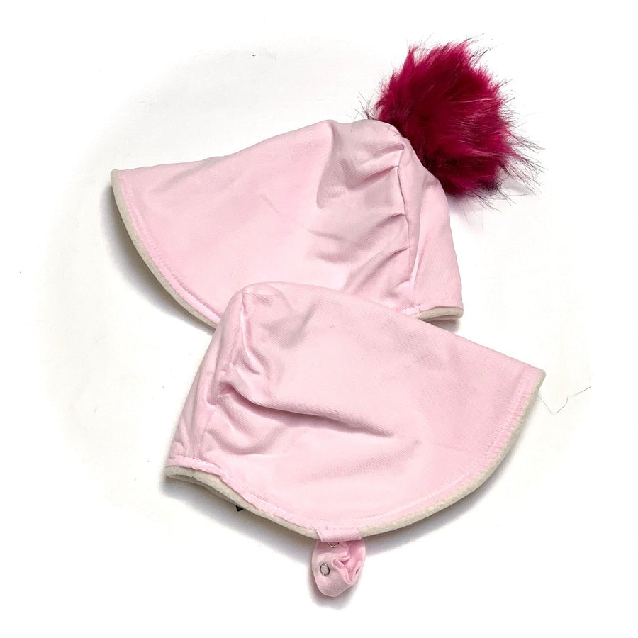 skiBonnet in Perfectly Pink