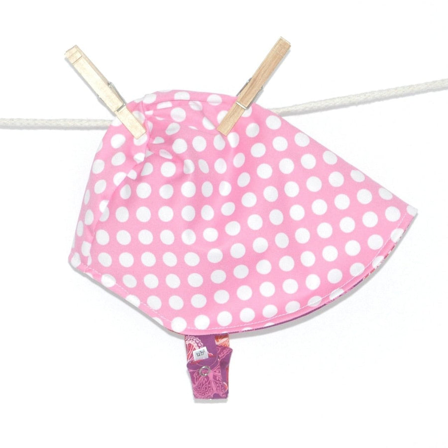 macBonnet in Flirt (rain hat version) - bebabyco