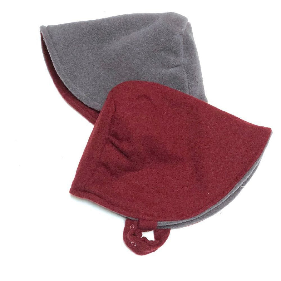 skiBonnet in Garnet Winter - bebabyco