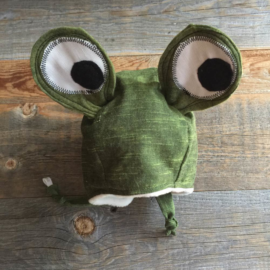 wildthings in Green Frog - bebabyco