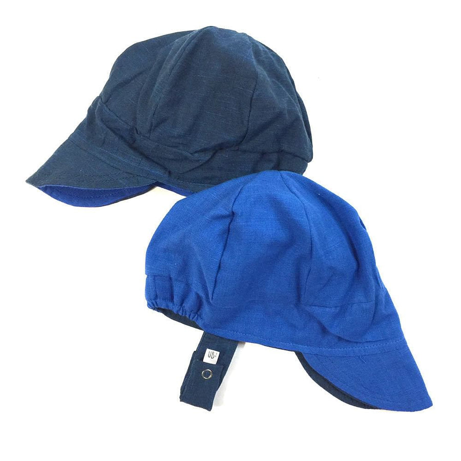 modCap in indigo blues - bebabyco