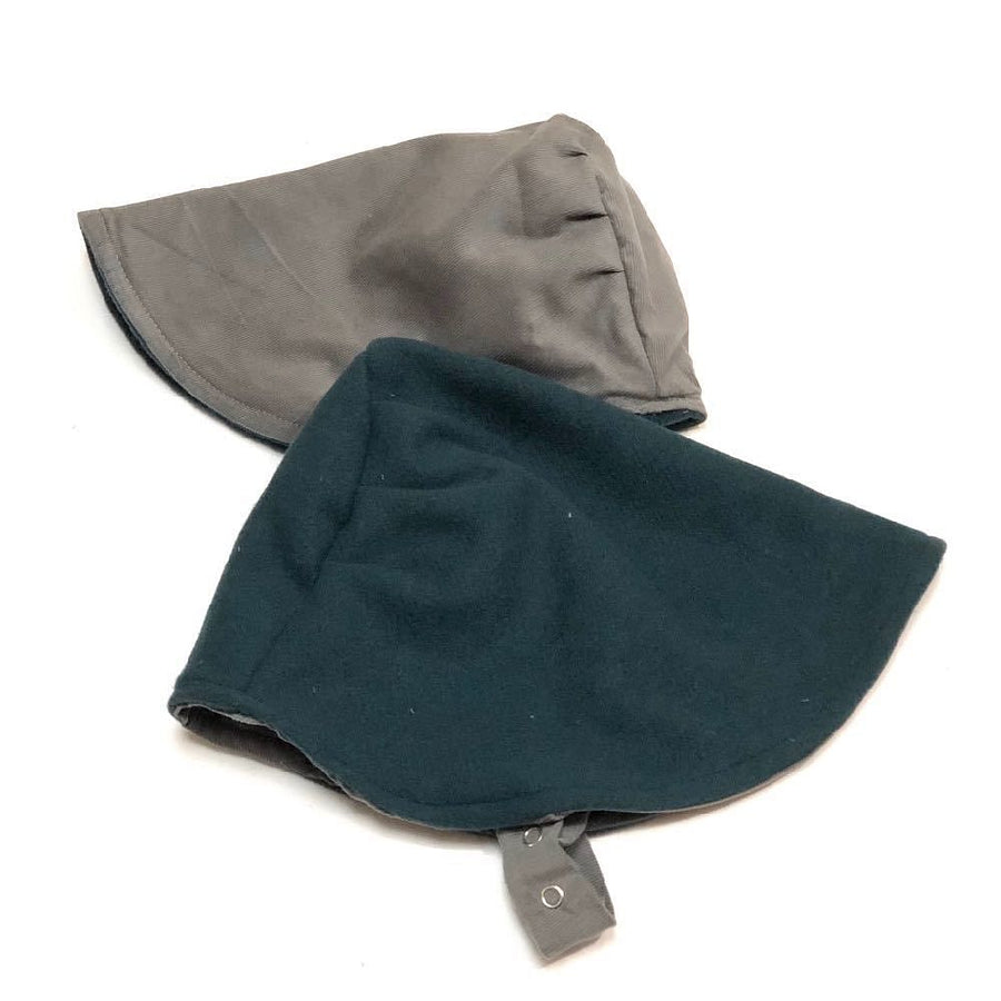 skiBonnet in Loden (Fall weight) - bebabyco