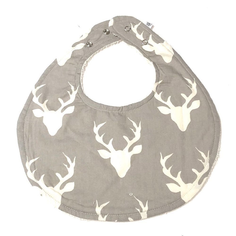 Lodge rounded bib - bebabyco