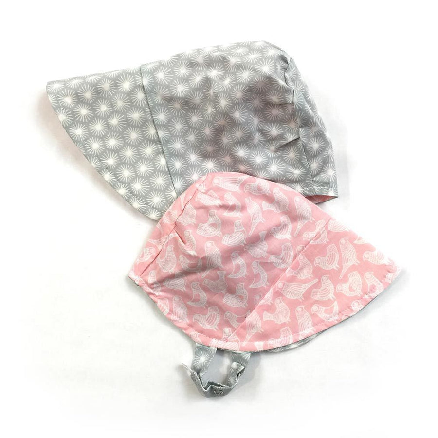 ecoBonnet in organic hatch - bebabyco
