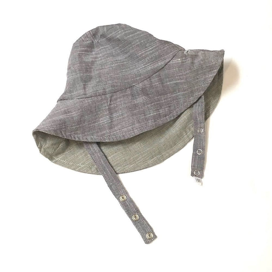bucket hat in Organic Cole - bebabyco