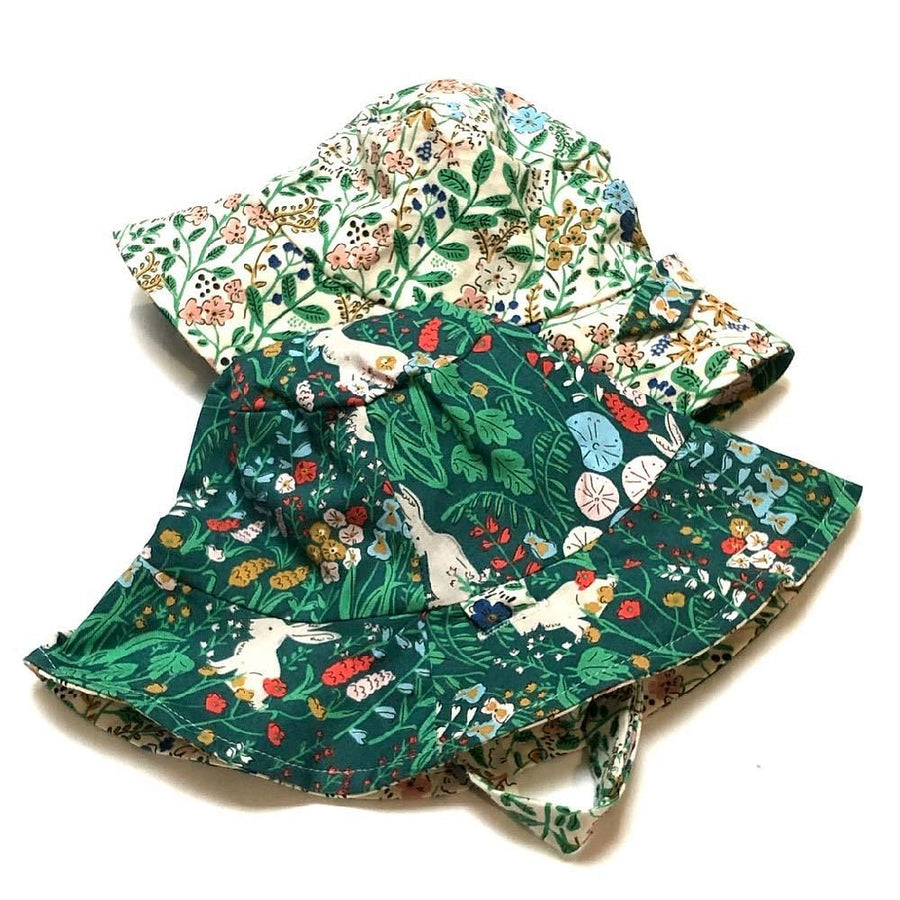 bucket hat in Organic Hare - bebabyco
