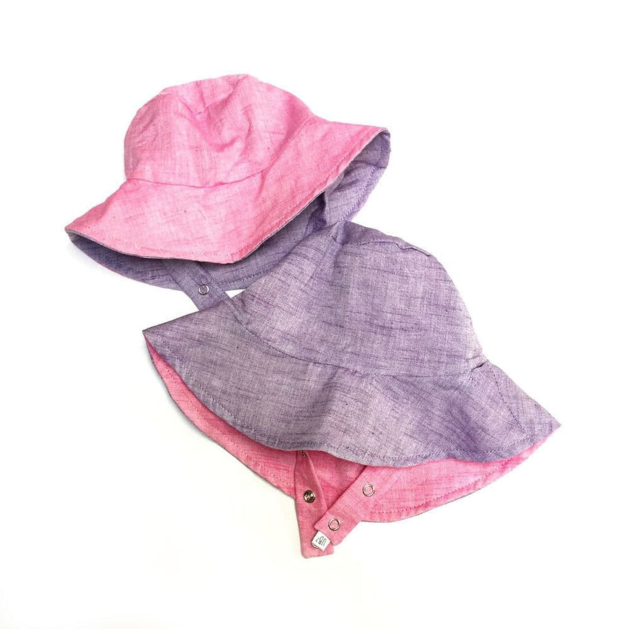 bucket hat in queen - bebabyco
