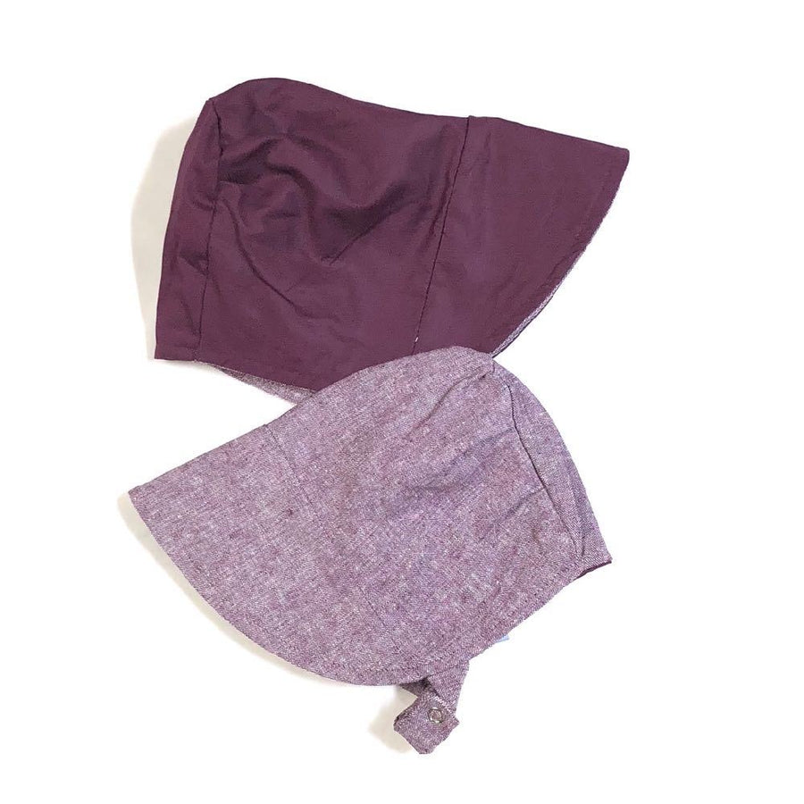 modBonnet in Sweetest Plum - bebabyco
