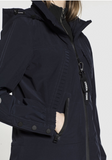 Creenstone short jacket Midnight