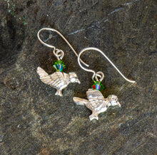 Load image into Gallery viewer, Love Bird Earrings