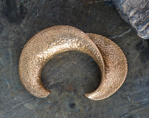 Bronze Statement Cuff