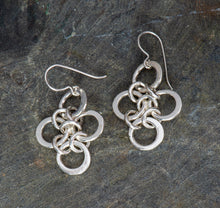 Load image into Gallery viewer, Kyoto Sterling Silver Earrings
