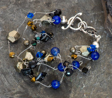 Load image into Gallery viewer, The Blues Bracelet