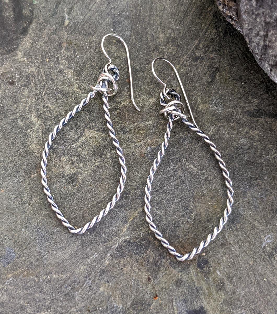 Twisted Sister Earrings