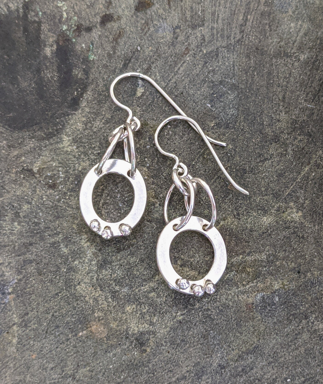 Pinpoint Earrings
