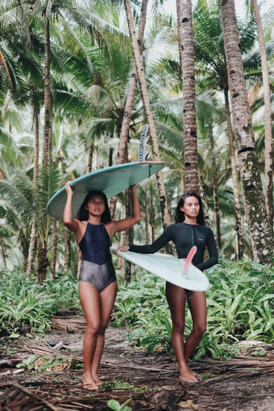 Soul Sisters and Surf Suits