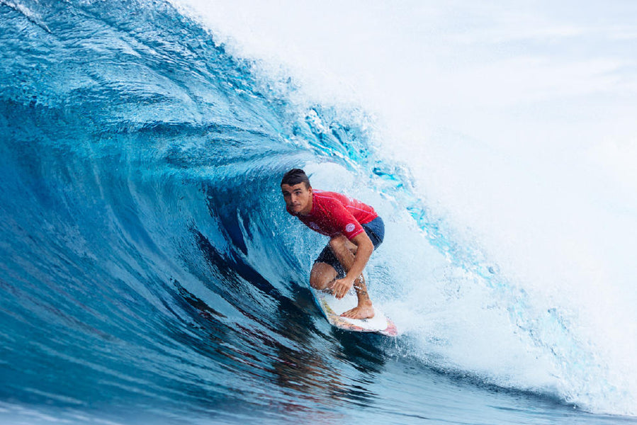 Surfing In Siargao's Cloud 9
