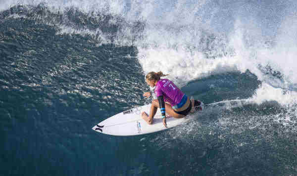 World Surf League Celebrates Surfing's Inclusion in Tokyo 2020 Olympic Games