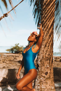 KS Sofia Peacock One Piece