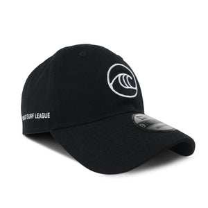 WSL New Era Organic Cotton Cap (Black)