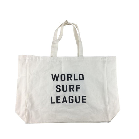 WSL Groundswell Totebag White