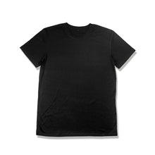 将图片加载到图库查看器,KS Plain Joe Men's Tee (Cotton Black)