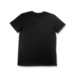 KS Plain Joe Men's Tee (Cotton Black)
