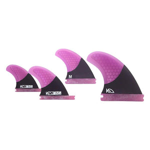 Future Base, The Thrasher Carbon, SF4 Quad Fin Set