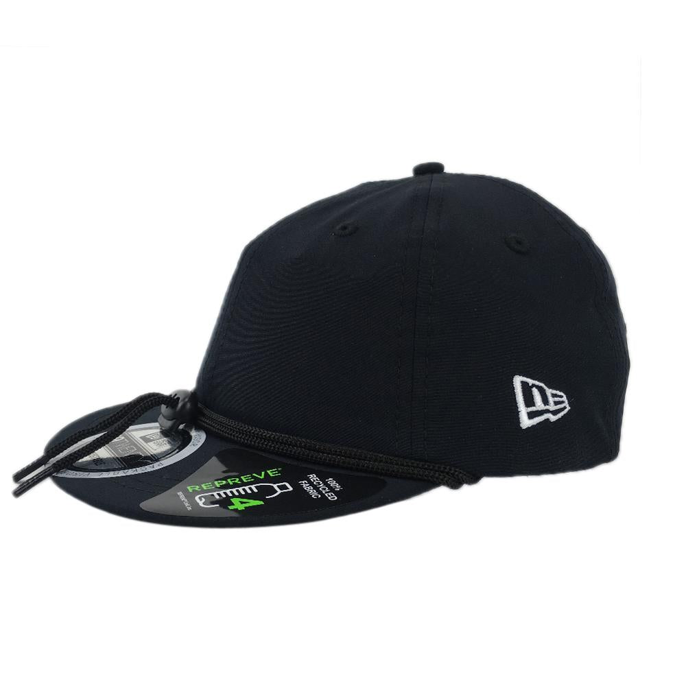 WSL New Era Stretch Surf Cap (Black)