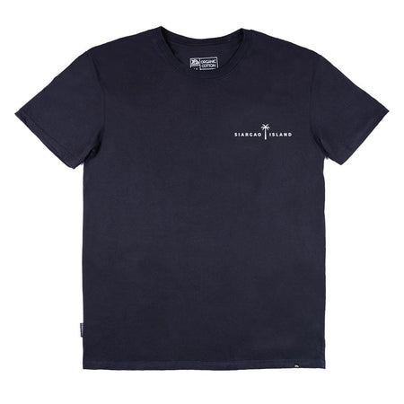 KS Island Men's Tee (Cotton Black)