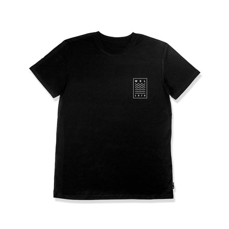 WSL Tides Men's Tee (Black)