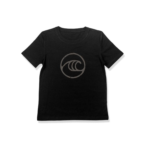 WSL Seal Youth Tee (Black)