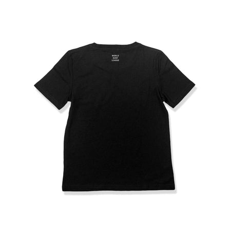 WSL Groundswell Youth Tee (Black)