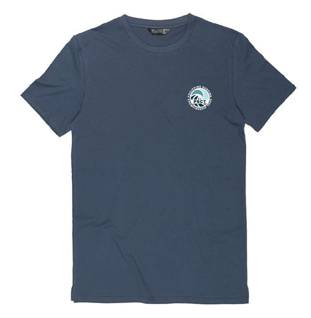 PSCT 2019 X Kudo Surf Men's Tee  (Navy)