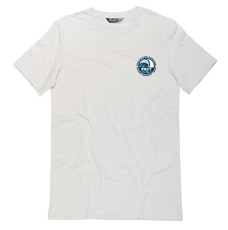 PSCT 2019 X Kudo Surf Men's Tee  (White)
