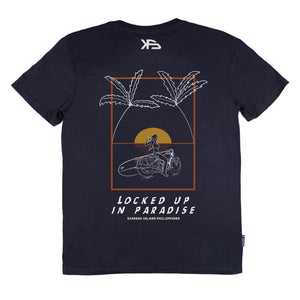KS Wave Patrol Tee (Organic Black)