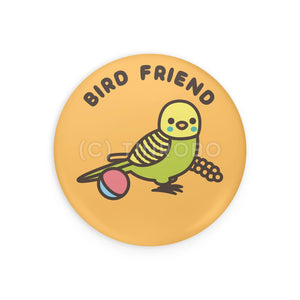Bird Friend Badge