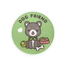 Load image into Gallery viewer, Dog Friend Badge