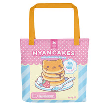 Load image into Gallery viewer, Nyancakes Tote (Pink)