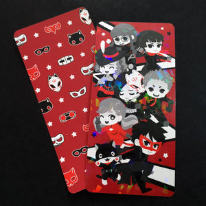 Phantom Thieves Bookmark