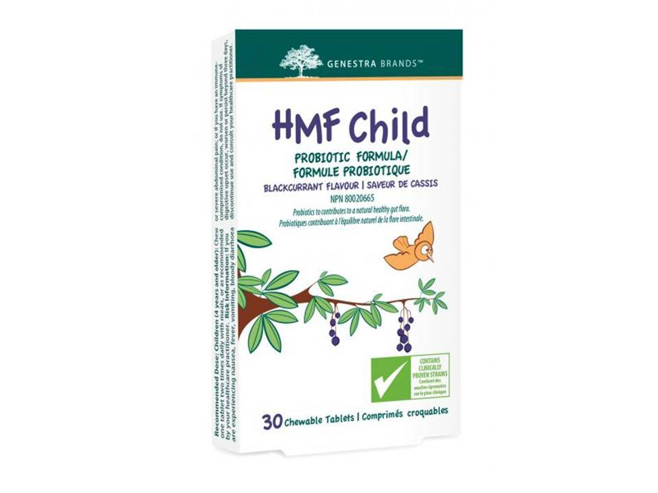Medical Grade HMF Child - Probiotic Support for Kids!