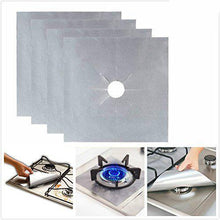Load image into Gallery viewer, Stove Burner Covers(4pcs)