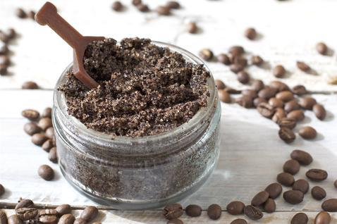 Coffee Face and Body Scrub