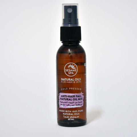 Anti-Hair Fall Natural Oil Mix - 60 ml