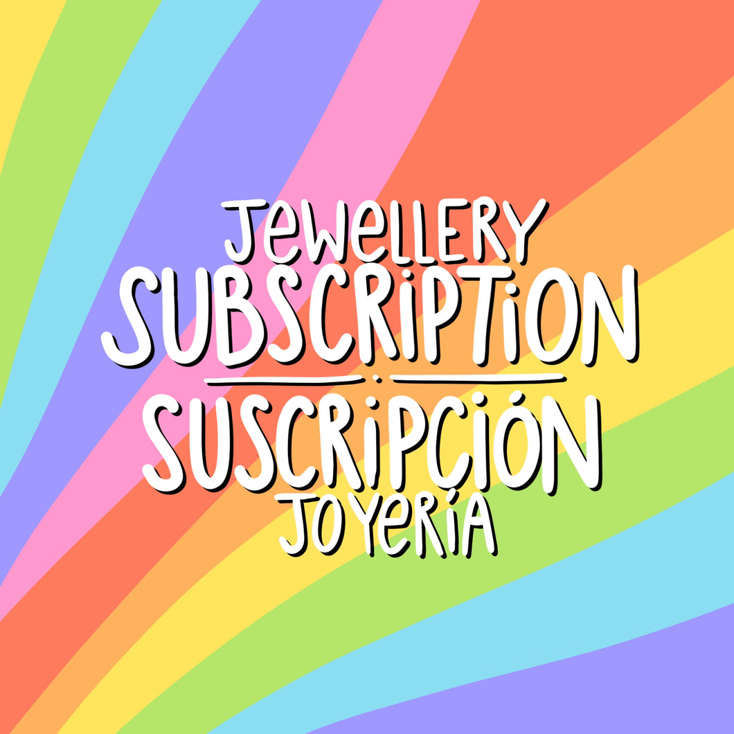 Jewellery subscription - Annie's Fingers