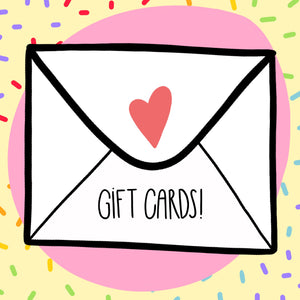 Gift cards! - Annie's Fingers