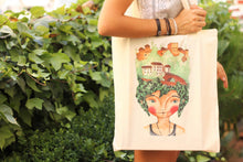 Load image into Gallery viewer, Granada tote bag - Annie's Fingers